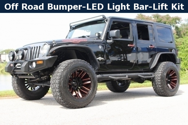 Pre-Owned 2015 Jeep Wrangler Unlimited Freedom Edition