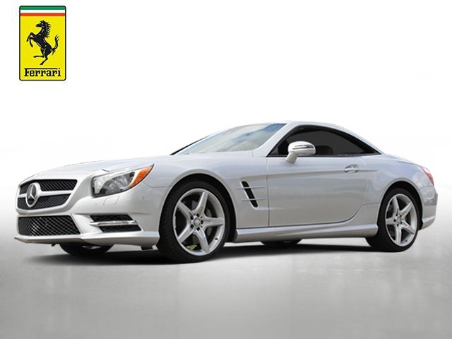 Pre-Owned 2014 Mercedes-Benz SL-Class SL 550