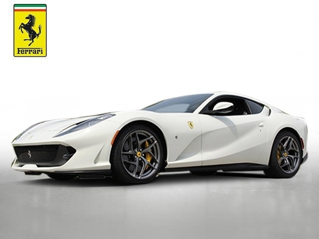 Pre-Owned 2018 Ferrari 812 Superfast Coupe