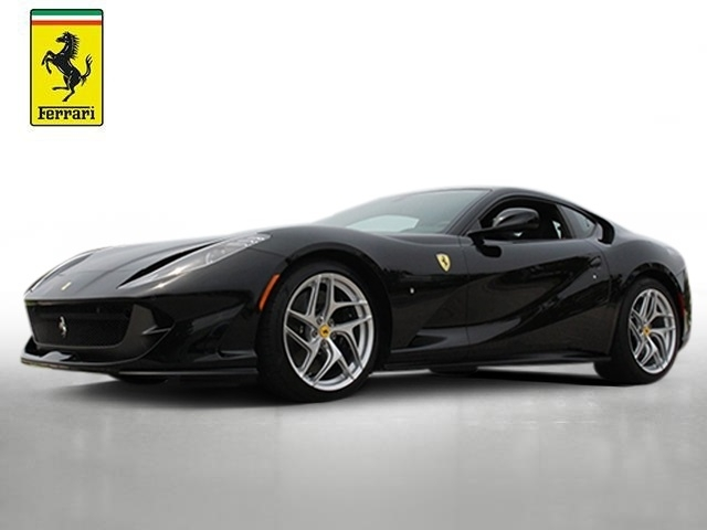 Certified Pre,Owned 2019 Ferrari 812 Superfast RWD 2D Coupe