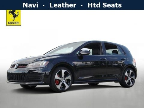 Pre-Owned 2016 Volkswagen Golf GTI