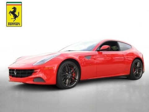 Pre-Owned 2015 Ferrari FF Base