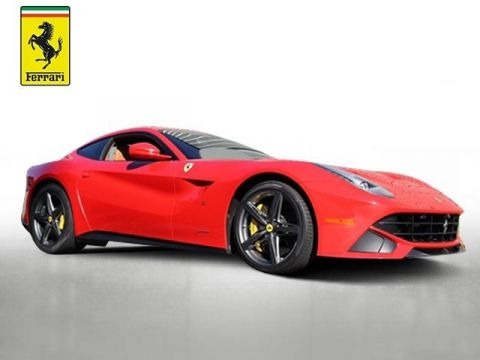 Pre-Owned 2015 Ferrari F12 Berlinetta