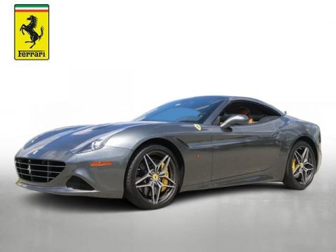 Pre-Owned 2018 Ferrari California T