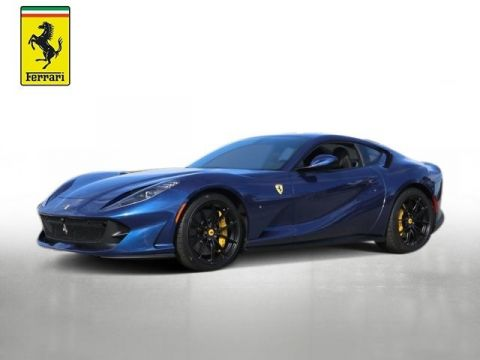 Pre-Owned 2018 Ferrari 812 Superfast Base
