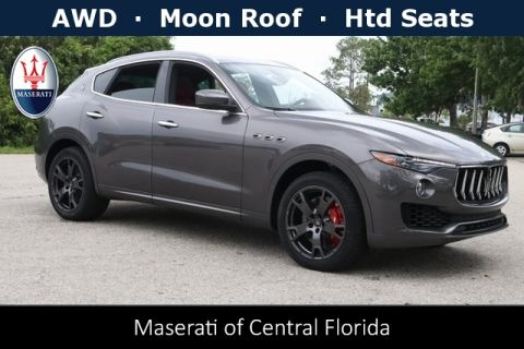 New 2019 Maserati Levante S AWD